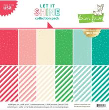 Lawn Fawn Collection Pack 12X12 - Let It Shine