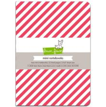 Lawn Fawn Mini Notebooks 3.5X5 2/Pkg - Let It Shine