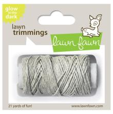 Lawn Fawn Trimmings Hemp Cord - Glow-In-The-Dark