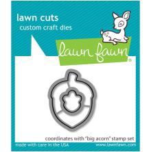 Lawn Fawn Dies - Big Acorn