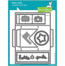 Lawn Fawn Dies - Shutter Card