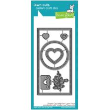 Lawn Fawn Dies - Shutter Card Add-On