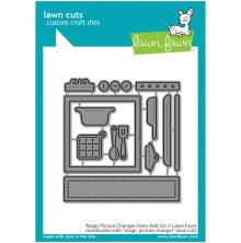 Lawn Fawn Dies - Magic Picture Changer Oven Add-On