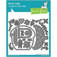Lawn Fawn Dies - Acorn House