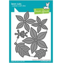 Lawn Fawn Dies - Stitched Poinsettia