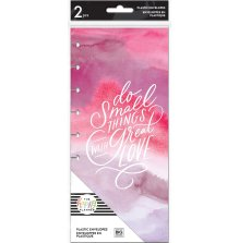 Me & My Big Ideas CLASSIC Half Sheet Plastic Envelopes 2/Pkg - Watercolor