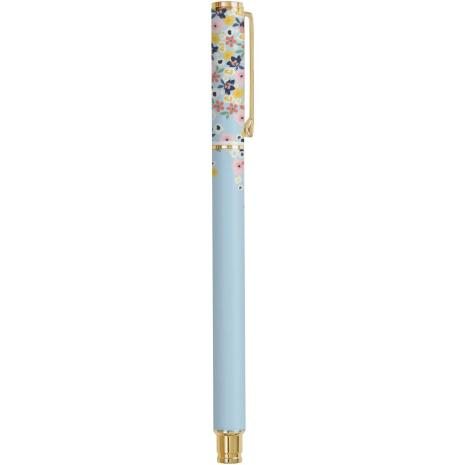 Carpe Diem Metal Gel Pen - Ditsy Floral