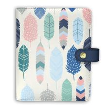 Carpe Diem Personal Planner - Feathers