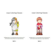 Lisa Coloring Class Bas 1-2