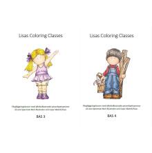 Lisa Coloring Class Bas 3-4