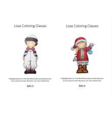 Lisa Coloring Class Bas 5-6