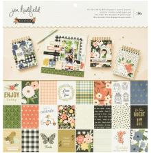 Jen Hadfield Paper Pad 12X12 36/Pkg - The Avenue