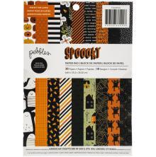 Pebbles Paper Pad 6X8 36/Pkg  Spoooky