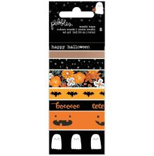 Pebbles Washi Tape 8/Pkg - Spoooky