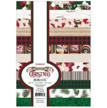 BoBunny Paper Pad 6X8 36/Pkg - Joyful Christmas