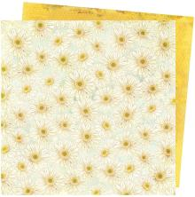 Vicki Boutin Storyteller Double-Sided Cardstock 12X12 - Daisies