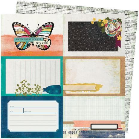 Vicki Boutin Storyteller Double-Sided Cardstock 12X12 - Rendering