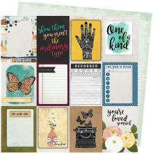 Vicki Boutin Storyteller Double-Sided Cardstock 12X12 - Storyteller