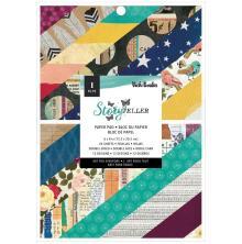 Vicki Boutin Single-Sided Paper Pad 6X8 24/Pkg - Storyteller