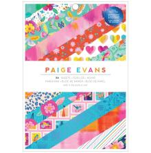 Paige Evans Single-Sided Paper Pad 6X8 - Go The Scenic Route