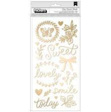 Maggie Holmes Marigold Thickers Stickers 5.5X11 - Phrase Lovely