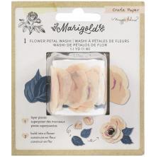 Maggie Holmes Flower Petal Washi Tape - Marigold  1.1yd