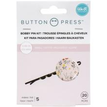We R Memory Keepers Button Press Bobby Pin Backers