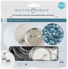 We R Memory Keepers Button Press Refill Pack 18/Pkg - Large