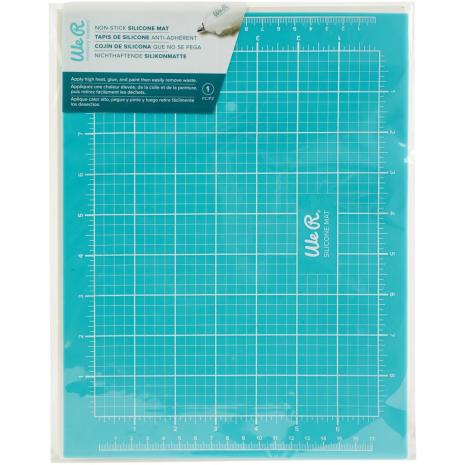 We R Memory Keepers Craft Surfaces Silicone Mat 8.5X11