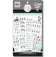 Me & My Big Ideas Happy Planner Sticker Value Pack - Stick Babe Essentials