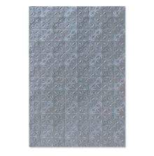 Sizzix 3-D Textured Impressions Embossing Folder - Tileable
