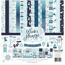 Echo Park Collection Kit 12X12 - Winter Magic