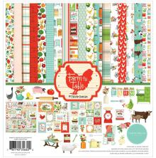 Carta Bella Collection Kit 12X12 - Farm To Table