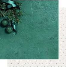 Kaisercraft Emerald Eve Double-Sided Cardstock 12X12 - Fir Tree
