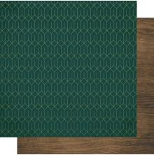 Kaisercraft Emerald Eve Double-Sided Cardstock 12X12 - Rejoice