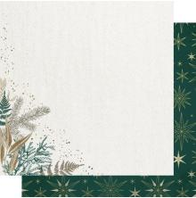 Kaisercraft Emerald Eve Double-Sided Cardstock 12X12 - Mistletoe Magic