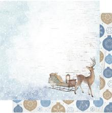 Kaisercraft Whimsy Wishes Double-Sided Cardstock 12X12 - Dashing Deer