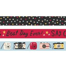 Simple Stories Washi Tape 3/Pkg - Say Cheese Main Street