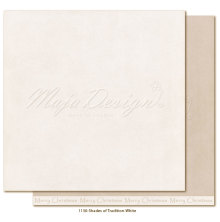 Maja Design Monochromes 12X12 Shades of Tradition - White