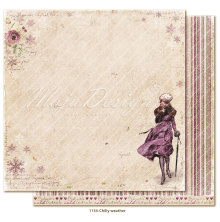 Maja Design Winter is coming 12X12 - Chilly weather