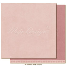 Maja Design Monochromes 12X12 Shades of Winter - Soft pink
