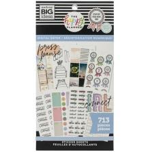 Me & My Big Ideas Happy Planner Sticker Value Pack - Digital Detox 713