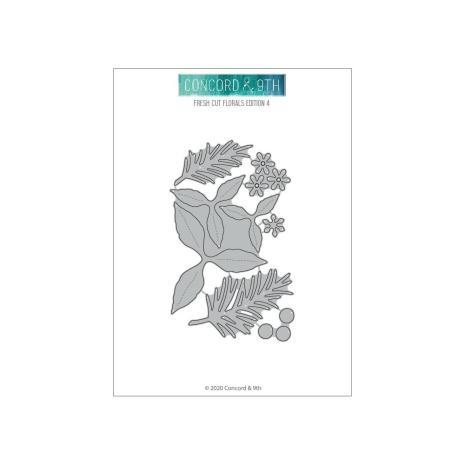 Concord & 9th Dies - Fresh Cut Florals Edition 4