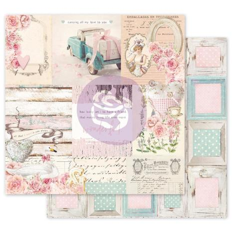 Prima With Love By Frank Garcia Cardstock 12X12 - All That I Need