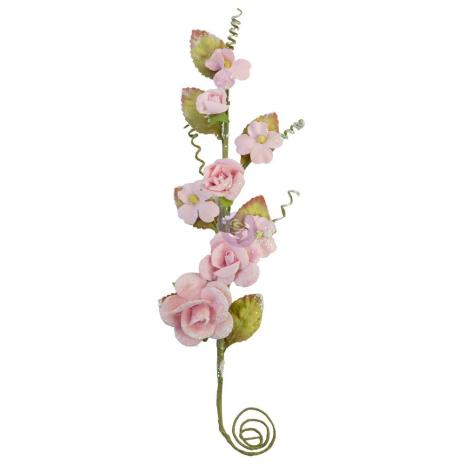 Prima With Love Mulberry Paper Flowers 1/Pkg - Smiling Soul
