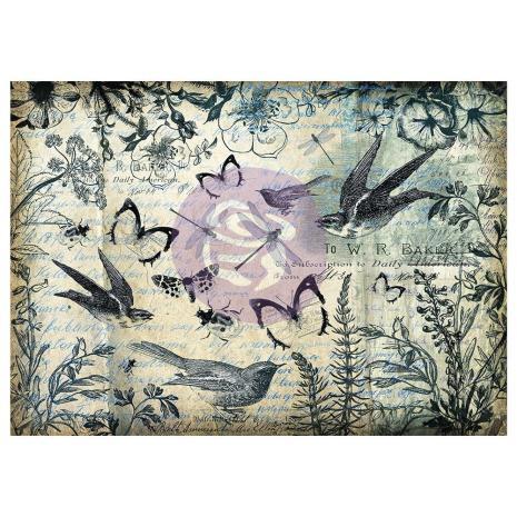 Prima Finnabair Tissue Paper - Wilderness