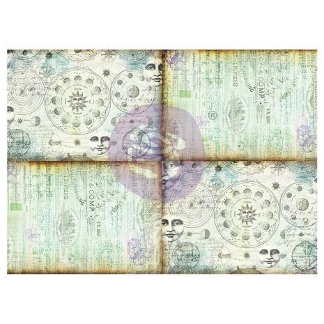 Prima Finnabair Tissue Paper - Celestial Music
