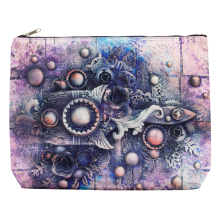 Prima Art Basics Big Art Pouch - Art Celebration In Purple