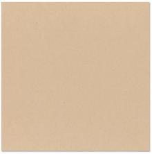 Bazzill Cardstock 12X12 25/Pkg Smoothies - Almond Cream