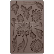 Prima Redesign Mould 5X8 - Botanist Floral